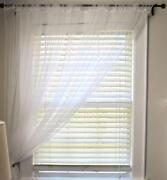 Long Net Curtains