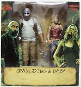 Devils Rejects Figures
