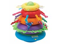Lamaze Stack and Spin Rings