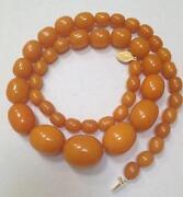 Butterscotch Amber Beads