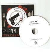 Pearl Jam Promo