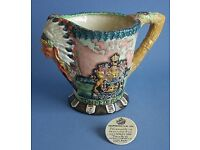 Canadian Confederation Jug by Carltonware.... Wanted in good unrestored condition