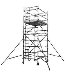 Aluminium Scaffold Tower Scaffolding Ebay