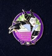 Maleficent Pin
