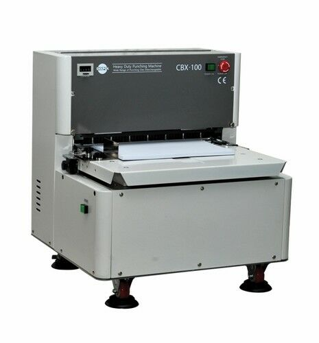 Industrial Hole Punching Machine, CBX-100 Desktop Super Duty