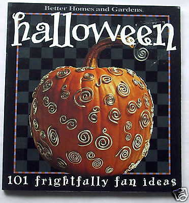 Fun Halloween Ideas (Halloween - 101 Frightfully Fun Ideas  (Original holiday decorating &)