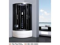 Spa Steam Shower Cubicle Enclosure