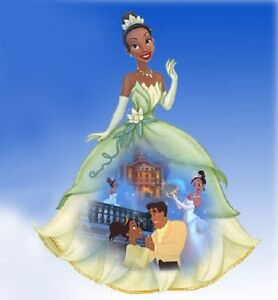 Princess Tiana - Disney Bell Figurine - Dresses and Dreams
