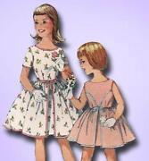 Vintage Childs Dress
