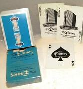Dunes Playing Cards