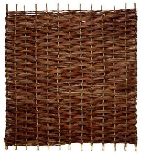 Image result for rattan screen garden
