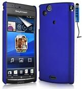 Sony Ericsson Xperia Arc s Hard Back Case