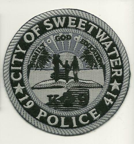 Police Patches FL