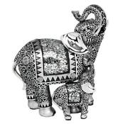 Large Elephant Ornaments