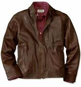Orvis Leather Jacket