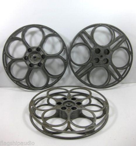 empty film reels ebay