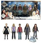 Doctor Who Figure Lot