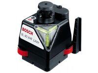 BOSCH BL40VHR Laser Level & Tripod Adapter