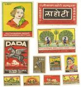 Matchbox Labels India