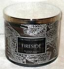 Bath and Body Works Fireside Candle