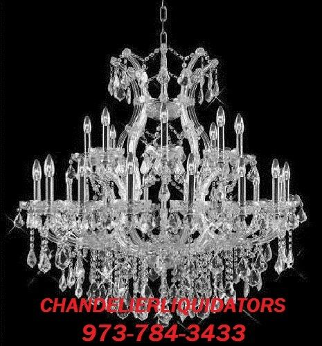 CHANDELIERLIQUIDATORS CRYSTALS&MORE