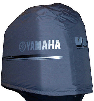 Yamaha Deluxe Outboard Motor Cover Fits F300,F350 MAR-MTRCV-11-V8  FAST SHIPPING