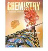 Chemistry A Molecular Approach Tro