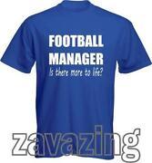 Football Manager T Shirt