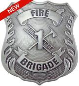 Fire Brigade Badge