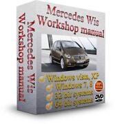 Mercedes A Class Manual