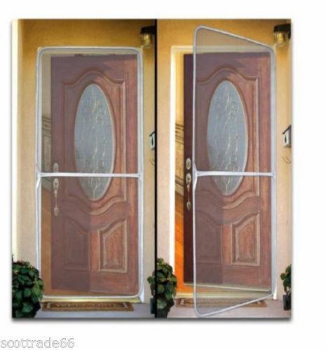 36 screen door ebay for 8 foot retractable screen door