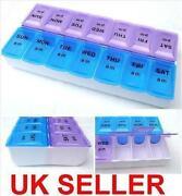 Pill Box Am PM