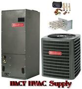 2.5 Ton Heat Pump System