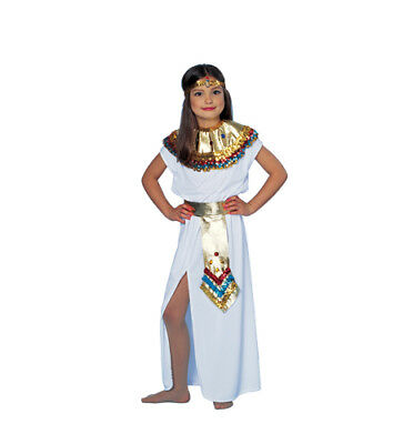 Girls Cleopatra Halloween Costume](Cleopatra Costume Girls)