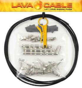 Lava Mini Soar DIY Soldered Pedalboard Kit w/ 10 RA Plug