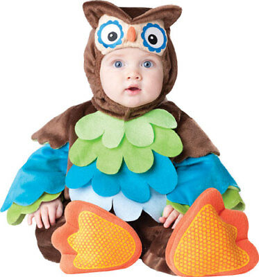 Baby Funny Owl Animal Bird Halloween Costume - Owl Baby Halloween Costume