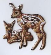 Iron on Patches Deer