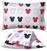 Mickey Mouse Twin Sheet Set