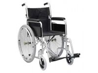 WHEELCHAIR LIGHTWEIGHT NEW AND UNUSED STILL BOXED