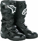 Alpinestars Black US Size 5 Motorcycle Boots