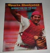 Johnny Bench Sports Illustrated