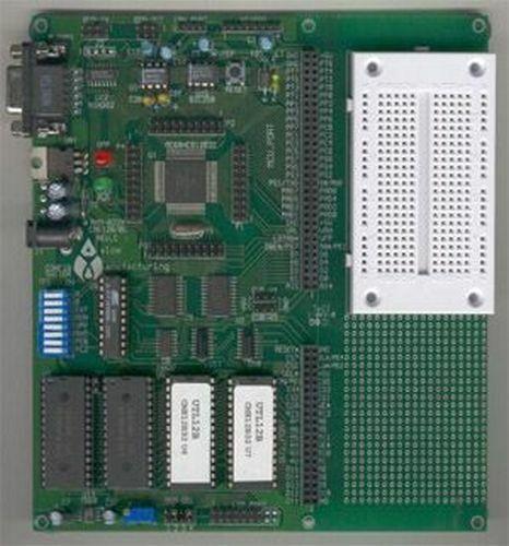 MC68HC912B32 Development Board, RS232