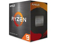 AMD Ryzen 9 5900X CPU - New and Sealed