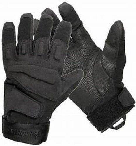 Blackhawk SOLAG Light Assault Gloves 8063MDBK Medium Black Authentic Blackhawk