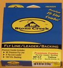 Carp Weight Forward Fly Fishing Line, Leaders & Tippets