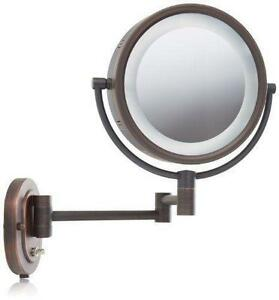Wall Vanity Mirror With Lights lighted vanity mirror | ebay