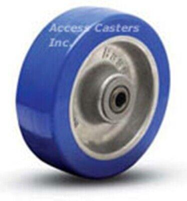 Ws38206 6 X 2 Bassick Honcho Polyurethane On Aluminum Wheel 1500 Lbs Capacity