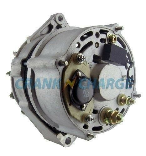 brand new alternator for case & john deere applications agricultural,  industrial, and marine
