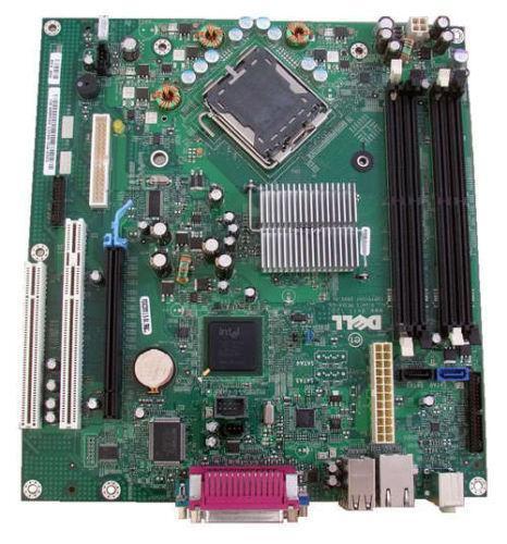 Dell optiplex gx620 motherboard slots