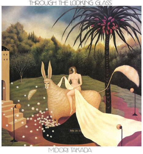 Midori Takada - Through The Looking Glass [New CD]